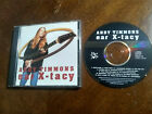 Andy Timmons Ear X-Tacy CD Very Good 1996 Monsoon Japan Danger Danger Pawn Kings