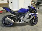 2016 Yamaha YZF-R  2016 YAMAHA R1 YZF-R LIKE NEW, NEVER DROPPED. ONLY 1,155 MILES  NO RESERVE!!!!