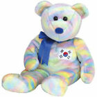 TY Beanie Buddy - COREANA the Bear (Asian-Pacific Exclusive) (14 inch) - MWMTs