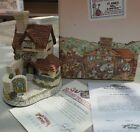 David Winter Cottages St. Anne's Well July British Traditions COA and box