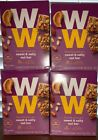 Lot Of 4 Weight Watchers Sweet and Salty Nut Bar New WW BBD 91019