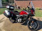 2014 Suzuki V-Strom 650 dl650a abs w/ Givi Top and Side Boxes and LED headlights