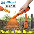 Handheld Metal Ground Detector Battery Powered Pinpointer Positioning Bar Tool