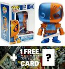 Deathstroke - Metallic Color (Preview Exclusive): Funko POP! x DC Universe Vinyl