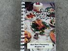 Our Favorite Recipes Wal Mart Pharmacy Employee Spiral Cookbook Region 10 w ads