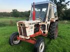David Brown 885 Tractor with Cab