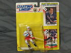 Mark Messier 1993 Kenner Starting Lineup First Year Figure 2 card NY Rangers NIB