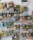 Funko Pop Lot Shop Exclusive Batman SDCC MLB Mascots OG POP ASIA