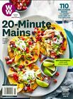 Weight Watchers 20 MINUTE MAINS Recipes with SmartPoints Magazine NEW 2019