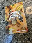 WW Weight Watchers Simply Filling Technique Info Brochure Book FAST Weight Loss
