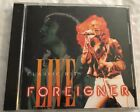 Classic Hits Live by Foreigner (CD, Nov-1993, Atlantic (Label) CD