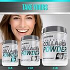 Premium Collagen Peptides Hydrolyzed Anti Aging Protein Powder Various Sizes