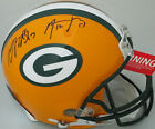 Aaron Rodgers Rookie Cards Checklist and Autographed Memorabilia 71