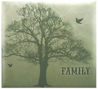 MCS MBI 135x125 Inch Family Tree Scrapbook Album with 12x12 Inch Pages 860094