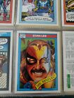 1990 Marvel Universe SERIES 1 COMPLETE 162 Card Set Impel