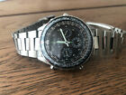 Seiko Vintage Chronograph Flightmaster Sport 7T34-6A00   Fully working