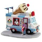 2019 LEMAX Ice  Cream Truck SUMMER VILLAGES -Carnival Brand New in Box #93403