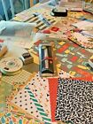 Stampin Up Mixed Lot KITS + Paper + STAMPS + RIBBON + EMBELLISHMENTS + INK