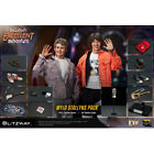 Blitzway 1 6 BW-UMS 10701 Bill & Ted's Excellent Adventure Bill & Ted Set Figure