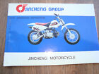 Jincheng Group Motorcycle JC70Y Operation Instruction BWIO