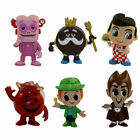 Funko Mystery Mini Figures - Ad Icons (Specialty Series) - SET OF 6 (Big Boy +)