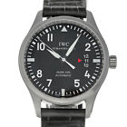 IWC IW3265 Pilot Mark XVII IW326501 Box & Papers Stainless Steel Swiss Automatic
