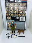 1987 VINTAGE GI JOE COBRA LAW  ORDER 100 COMPLETE WITH FILE CARD