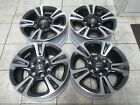 17 TOYOTA TACOMA OEM FACTORY TRD WHEELS RIMS BLACK PRO 4