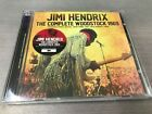 JIMI HENDRIX - THE COMPLETE WOODSTOCK 1969 2CD billy cox larry lee juma sultan