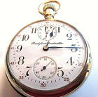 RARE 2 STAR 21 JEWEL ROCKFORD INDICATOR UP DOWN WIND INDICATOR POCKET WATCH