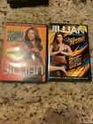 Jillian Michaels Lot Of 2 Yoga Inferno And No More Trouble Zone DVD Workout
