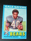 Gale Sayers Cards, Rookie Card and Autographed Memorabilia Guide 10