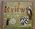 ANTIQUE CHILDRENS BOOKMOTHERS BIRTHDAY REVIEWJHEWINGPUB1885VRARE