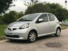 2008 TOYOTA AYGO PLATINUM 10 VVTI 3 DOOR 20 TAX A YEAR LOW INSURANCE