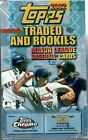 2002 Topps Traded & Rookies Sealed Hobby Box Of 24 10 Card Packs 1 Hit Per Box
