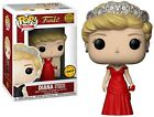 Funko Pop Royals Diana Princess of Wales #03 Chase Variant Vinyl Figure