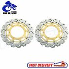 Front Brake Rotor Discs for Yamaha FJR1300 04-15 FJR1300A 03-18 FJR 1300 AE AS