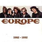 1982-1992 by Europe (CD, Sep-1995, Epic)