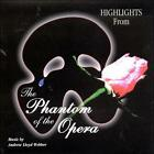 Highlights from Phantom of the Opera by Various Artists (CD, Masters)