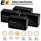 4 Pack Replacement Battery for Razor E300S 13116240 Electric Scooter Battery