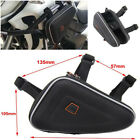 Motorcycle Engine Saddle Bag Small Tool Bags Pouch Storage Luggage Black For BMW