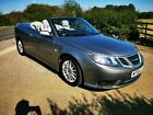SAAB 93 9 3 19 Tid Linear SE Convertible Amazing Condition 11 Service Stamps