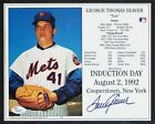 Tom Seaver Cards, Rookie Cards and Autographed Memorabilia Guide 34