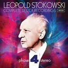 Leopold Stokowski - Complete Phase 4 Recordings [New CD] Boxed Set