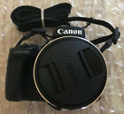 Canon PowerShot SX50 HS 121MP Digital Camera 28 Inch LCD Black