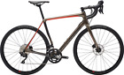 2019 CANNONDALE SYNAPSE CARBON DISK 105 ROAD BIKE 48CM GRAY GRAPHITE RED