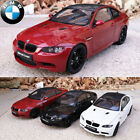 2007 BMW 3 Series M3 Coupe E92 Kyosho 1 18 Diecast Car Model Collection Gift