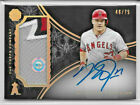 Ultimate Guide to Mike Trout Autograph Cards: 2009 to 2012 34