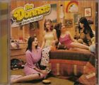 DONNAS-SPEND THE NIGHT 2002 ATLANTIC CD I DON'T CARE (SO THERE) PASS IT AROUND