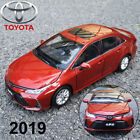 Newest 2019 TOYOTA COROLLA Original 1 18 Scale Diecast Model Car Collection